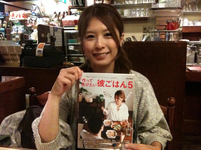 作ってあげたい彼ごはん Shioriさん取材 サトマイの やきモノローグ